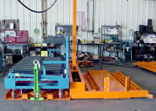 Cart scissor lift